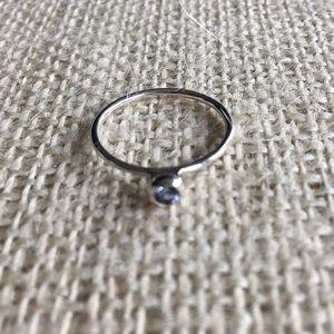 Silpada Birthstone Ring